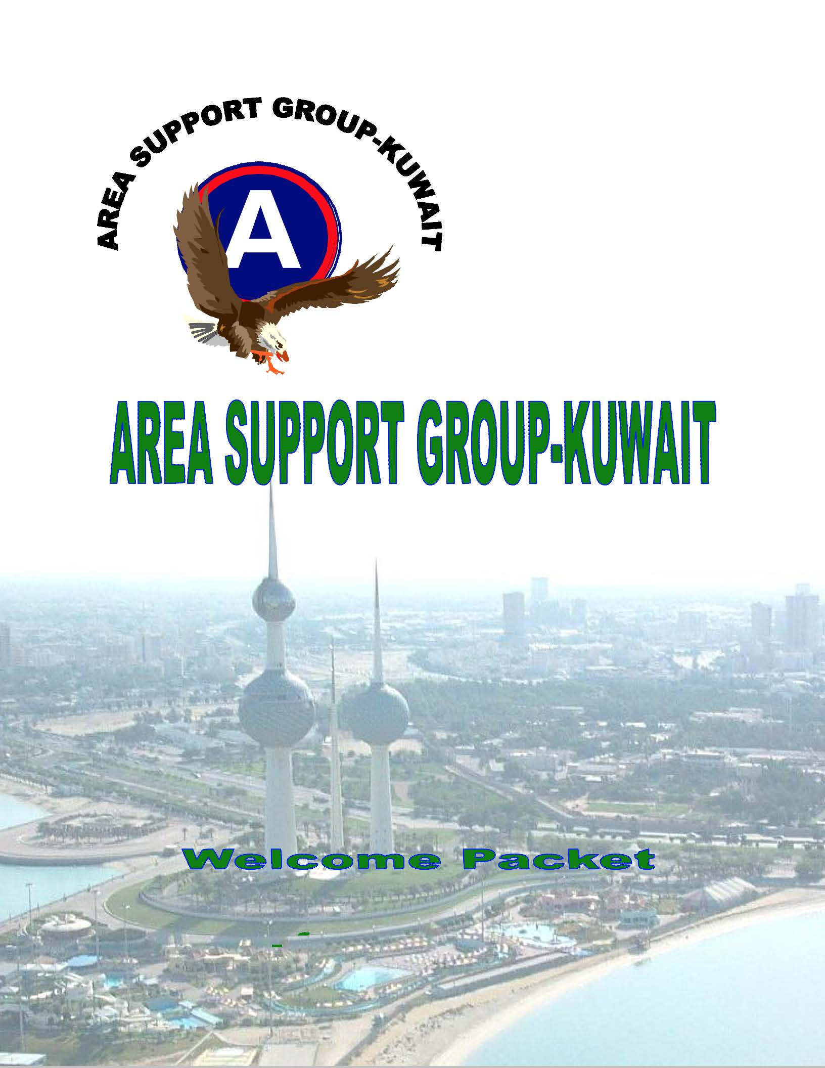 Area Support Group Kuwait | U S  Army Central