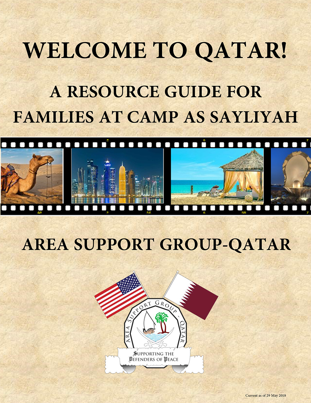 Area Support Group Qatar | U S  Army Central